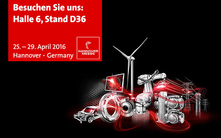 Newsbild HANNOVER MESSE 2016